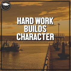 Hard work is good for you in so many ways. ️ Follow me and check out @scholarofsuccess on Instagram! #motivation