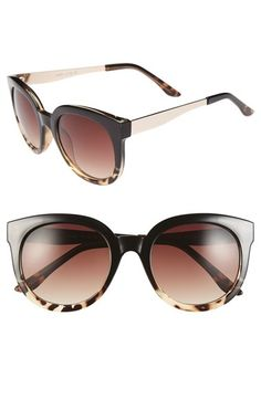 BP.+'Ipso+Facto'+50mm+Sunglasses+(Juniors)+available+at+#Nordstrom