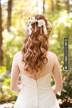 Amazing - Get inspired: A simple, beautiful  hair style that brings out your natural beauty--best choice ever. | CHECK OUT MORE IDEAS AT WEDDINGPINS.NET | #weddings #hair #weddinghair #weddinghairstyles #hairstyles #events #forweddings #iloveweddings #romance #beauty #planners #fashion #weddingphotos #weddingpictures