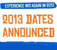 Michigan International Speedway - 2013 Dates Announced
