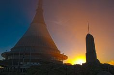 By Venca Trawexx Travnicek Natural Man, Czech Republic, Prague, Sunrise, Tower, Architecture, Building, Photography, Travel