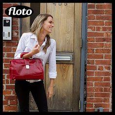 Floto Ciabatta leather doctor bag - http://www.flotoimports.com/Chiabatta-handbag.html