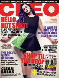 CLEO Malaysia  Magazine - Buy, Subscribe, Download and Read CLEO Malaysia on your iPad, iPhone, iPod Touch, Android and on the web only through Magzter