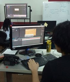 Why study 3D ANIMATION at the International Academy of Film and Television - Cebu?  This program develops Computer-Generated Imagery skills including 3D Modeling, Animation, Rendering, Compositing, Character Creation, Sound Design and Writing. A combination of instruction and hands-on training provide the vital competencies to be a 3D Computer Animator.