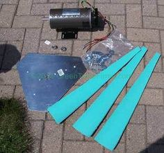Do-It-Yourself (DIY) Wind Turbine