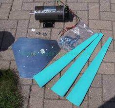 Do-It-Yourself (DIY) Wind Turbine