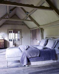 the transcontinental affair: an ode to the A-frame (and exposed wooden beams)...
