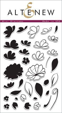 Mini Blossoms Stamp Set