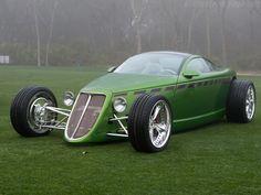 Hemisfere - 10 Chip Foose Cars That Make Us Drool Chip Foose, Ford Gt, Classic Hot Rod, Classic Cars, Carros Hot Rod, Audi Tt, Rat Rods, Baggers, Volkswagen