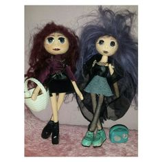 Doll ** handmade by me