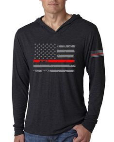 Firefighters Unisex Crewneck American Hero 911 Twin Towers Sweater