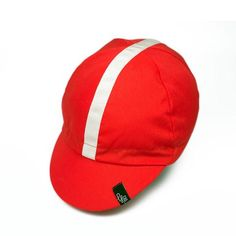 cycling cap summer | Ligero | red | Lucky Basterds