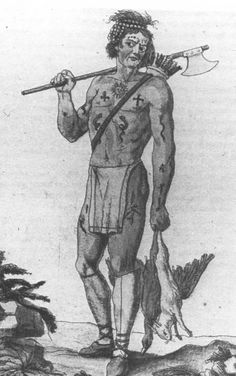 Maliseet Clothing | Micmac Warrior – Hunter