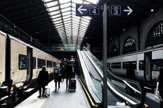 Eurostar-Gare du Nord-@PARIS2014