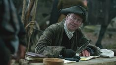 "Terry : ""Ned Gowan is one of my favorite characters in the book, and this costume was so much fun to do! Bill Paterson is perfection. Such a lovely, lovely man."""