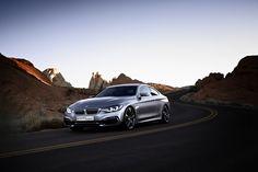BMW 4 Concept Coupé - exteriér   auto.sme.sk