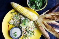 Salade de maïs et crabe - Blogue Kilo Solution, Isabelle Huot  #crabe #maïs #corn #healthyfood #eatright #nutrition #salad #freshfood #eatfresh #summer #nutritionnist #seafood #eatclean Isabelle Huot, Nutrition, Eat Right, Seafood, Clean Eating, Healthy Recipes, Fresh, Vegetables, Summer
