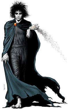 Sandman/Morpheus/Dream of the Endless by Neil Gaiman Neil Gaiman, Morpheus Sandman, Death Sandman, Enter Sandman, God Of Dreams, Dc Comics, Vertigo Comics, Superman, Batman