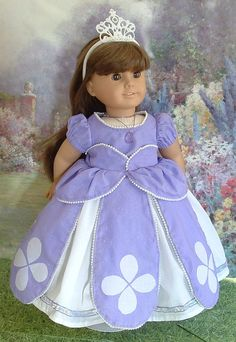 Sophia the First for American Girl Doll on Etsy, $38.00