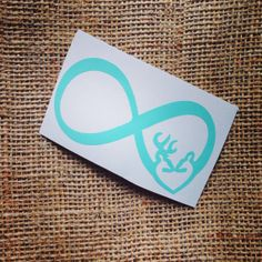Infinity monogram browning decal browning boy and girl browning infinity symbol monogram sticker car decal infinity browning sticker Browning Symbol, Browning Tattoo, Truck Stickers, Yeti Stickers, Jeep Decals, Monogram Stickers, Silhouette Clip Art, Infinity Symbol, Truck Accessories