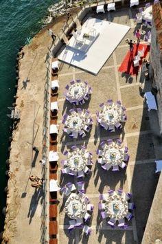 Kız Kulesi - İstanbul Tarihi Düğün Mekanları