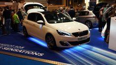 The new Peugeot 308! #Sexy #Car #Peugeot #Slick #New #GadgetShowLive #GadgetShow #Technology #Gadgets #Audio #Equipment #FutureTech #NEC