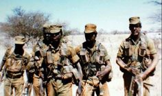Military Special Forces, Defence Force, Military Gear, Cold War, Tactical Gear, Troops, Art Reference, South Africa, History