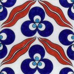 Cintemani Tiles C005Tile Sizes: 12x12 cm - 20x20 cm - 23,5x23,5 cm - 29,5x29,5 cm - 41,5x41,5 cm
