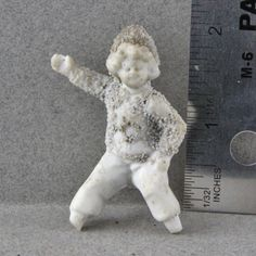 Vintage German Doll  Damaged Snow Baby by oscarcrow on Etsy, $4.00