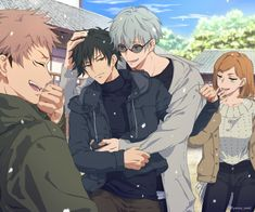 Demon Manga, Manga Anime, Anime Art, Fanarts Anime, Anime Characters, Otaku, Gaara, Animes Wallpapers, Anime Couples