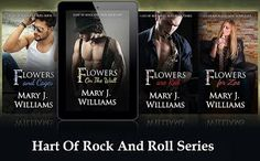 Contemporary Romance Date Published: August 2016 Publisher: Brook Publications WHAT IS MUSIC WITHOUT SOME HART?   Ryder Hart Rock God Brother Protector Wounded Soul   Quinn Abernathy Photograph…