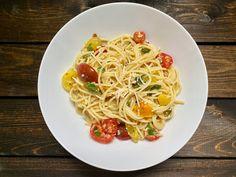 Easy Delicious Recipes, Easy Dinner Recipes, Pasta Recipes, Cooking Recipes, Healthy Recipes, Italian Dishes, Italian Recipes, Great Recipes, Favorite Recipes
