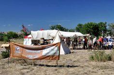 3rd Annual Goodnight Barn Chuckwagon dinner & Western Events Fundraiser - September 12
