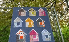 Blueberry Park, love this quilt too.