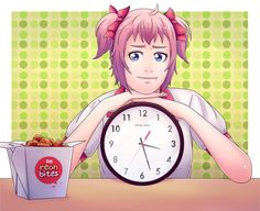 Waiting for food by spade-wish.deviantart.com on @DeviantArt