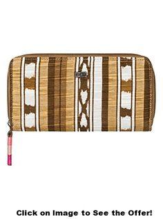 Roxy Sun Child Flax Wallet, Lark, One Size