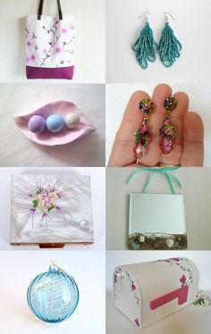 Taste of Spring  by Megan on Etsy--Pinned with TreasuryPin.com
