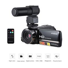 Andoer 24Mega Digital Video Camera 1080P HD Night vision Camera