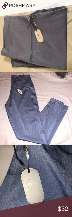 Brand New Aerie Leggings Super comfortable, Gray/light blue athletic pants ! aerie Pants Leggings