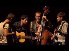 """Mumford & Sons' cover av Bruce Springsteen's """"I'm On Fire"""" 2013"""