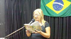 39 #Poesia - Ele chegou - Elisa Muratori - Café com Poesia 92ª Edição - ...
