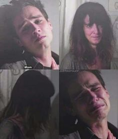 This scene hit me.....like damn. Maybe is Justin such a bad guy but  everyone love mom.    Follow me!