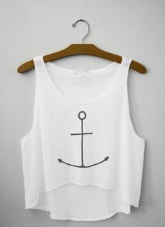 Love the sailor look ;D