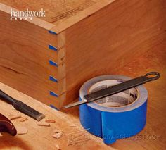 Making Perfect Dovetails - Joinery Tips, Jigs and Techniques | WoodArchivist.com