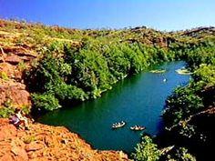 Boodjmulla (Lawn Hill) National Park QLD