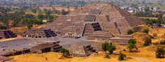 Teotihuacan (nahuatl: Teotihuacan, �Lugar donde fueron hechos los dioses