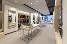 Herschel flagship store by Newtone, Milan – Italy
