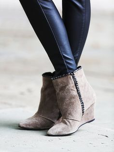 Free People Up All Night Wedge Boot