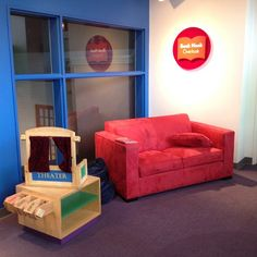 Book Nook Children's Museum, Book Nooks, Minnesota, Toddler Bed, Environment, Instagram, Home Decor, Child Bed, Decoration Home
