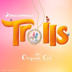 Hair we go!! Introducing one Poptimistic Collection of DreamWorks Animation *Trolls Jewelry by Origami Owl!* Smile, hug + sing because with these bright, bold colors + the Snack Pack, you'll want to wear and share this TROLL-TASTIC Collection everywhere you go!!